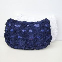 Spoločenská kabelka Modrá