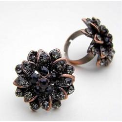Čierny prsteň