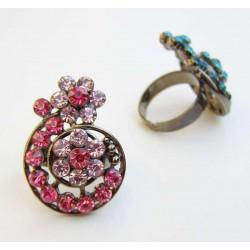 Ružový prsteň