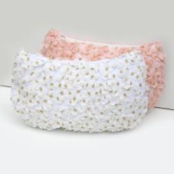 Spoločenská kabelka Biela