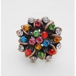 Farebný prsteň