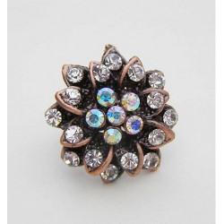 Číry prsteň