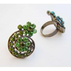 Zelený prsteň